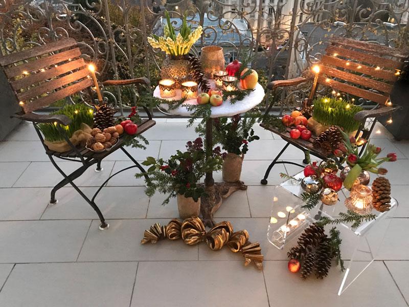 symbolic elements of sofreh-ye Nowruz
