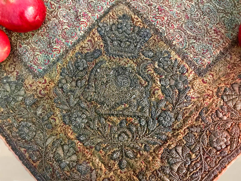 persian textile termeh