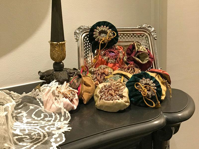 handmade bonbonnières